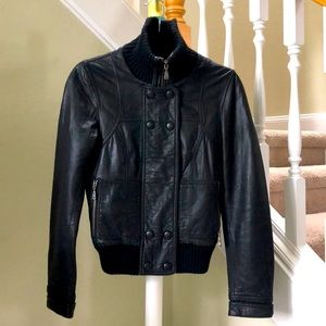 Ted Baker woman's whole leather jacket